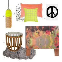 Coral Earth: Shop the look with Shannon Vos